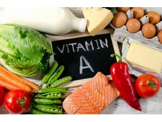 Vitamin A where it occurs and its effects on the skin and other parts of the body